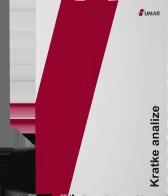 Naslovnica publikacije Kratke analize
